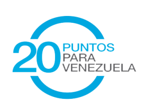 20 Pts para Venezuela