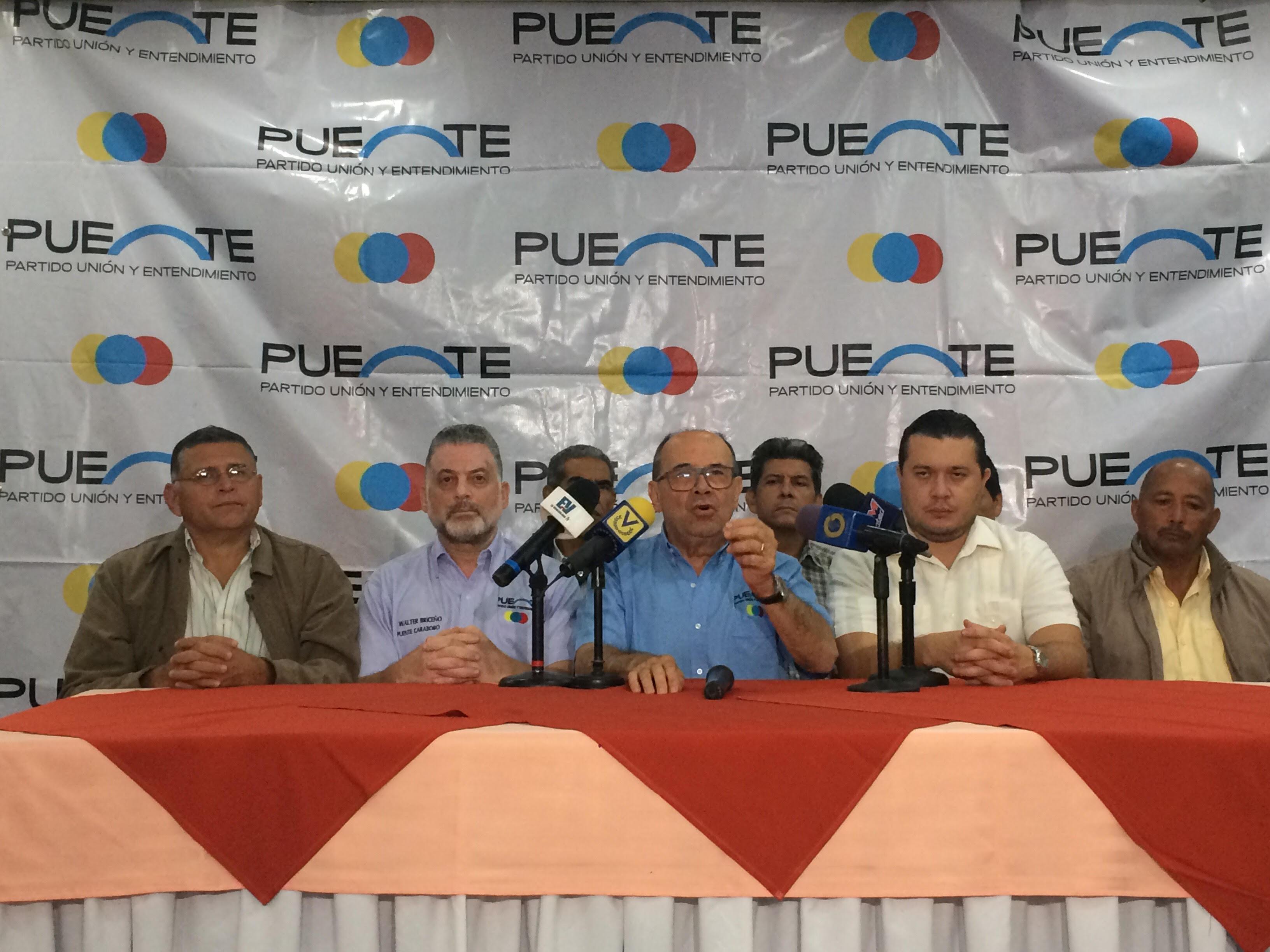 """Hiram Gaviria: """"El 15 de octubre tenemos que sufragar por la democracia"""""""