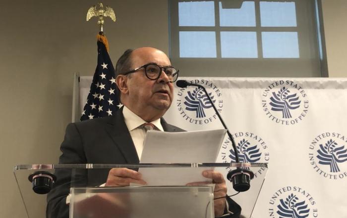 PUENTE ratifica desde Washington que la solución en Venezuela debe ser pacífica, constitucional, negociada y electoral